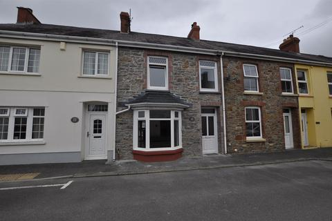 3 bedroom terraced house for sale - 12, King Edward Street, Whitland