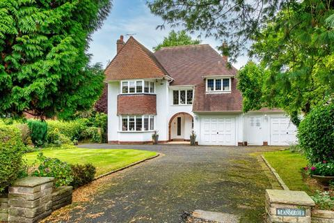 4 bedroom detached house for sale - Deanscroft, 94, Wrottesley Road, Tettenhall, Wolverhampton, WV6