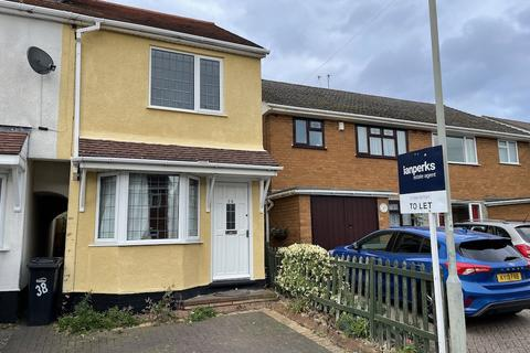 2 bedroom end of terrace house to rent - NORTON - Cherry Street