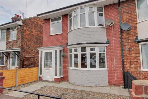 3 bedroom semi-detached house for sale - Strathmore Avenue, Hull