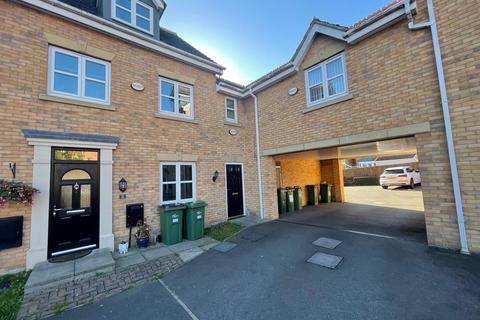 2 bedroom townhouse to rent - Riseholme Close, Leicester