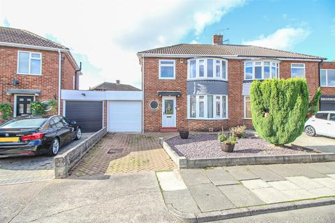 3 bedroom semi-detached house for sale - Birchwood Avenue, North Gosforth, Newcastle Upon Tyne
