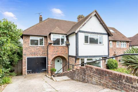 4 bedroom semi-detached house for sale - Brangwyn Avenue, Brighton