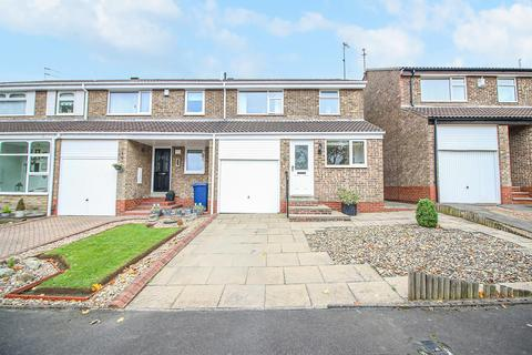 3 bedroom end of terrace house for sale - Honiton Court, Kingston Park, Newcastle Upon Tyne