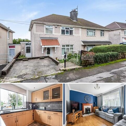 3 bedroom semi-detached house for sale - Heol Frank, Penlan, Swansea