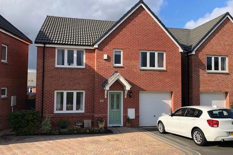 4 bedroom detached house for sale - Desmond Rochford Way, Bishops Hull, Taunton