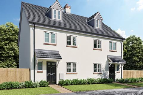 4 bedroom semi-detached house for sale - Plot 72, The Aslin at Cavendish View, Land at Norton Road, Thurston, Bury St Edmunds IP31