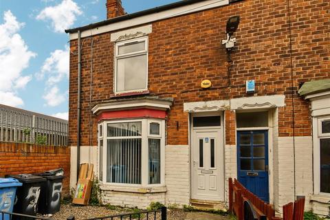 2 bedroom end of terrace house for sale - Whittington Villas, Rosmead Street, Hull