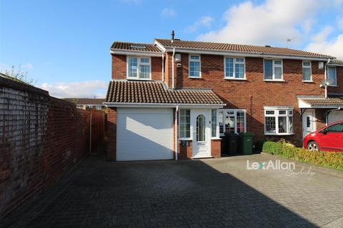 3 bedroom semi-detached house for sale - Brompton Drive, Brierley Hill