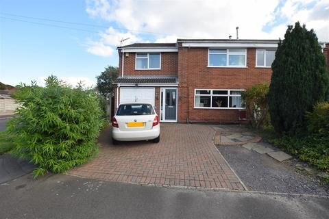 4 bedroom semi-detached house for sale - Windsor Road, Ashby-De-La-Zouch