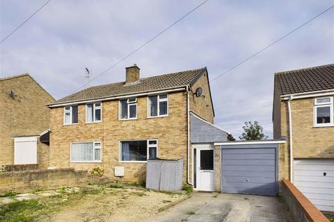 2 bedroom semi-detached house for sale - Barrowfield Road, Stroud