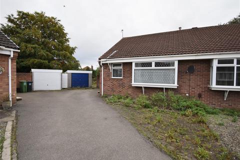 2 bedroom semi-detached bungalow for sale - Hendon Garth, Rawcliffe, York, YO30 5ZB