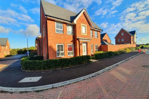 3 bedroom detached house for sale - Dovecote Drive, Weddington, Nuneaton