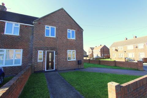 3 bedroom semi-detached house for sale - Horton Crescent, Bowburn, Durham