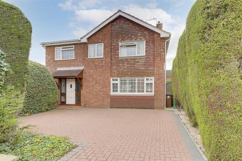 5 bedroom detached house for sale - Yarwell Close, Bakersfield, Nottinghamshire, NG3 7HF