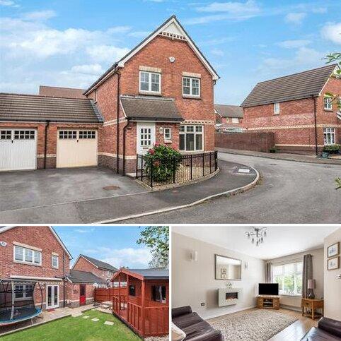 3 bedroom detached house for sale - Cwrt Y Fedwen, Swansea Vale, Swansea