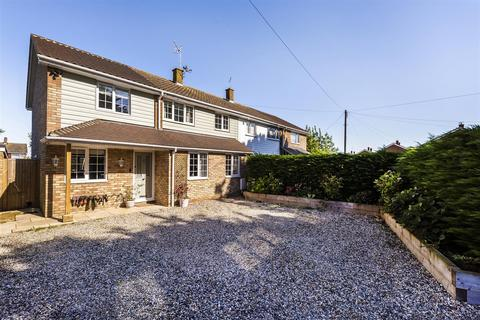 4 bedroom semi-detached house for sale - Nortons Way, Five Oak Green, Tonbridge