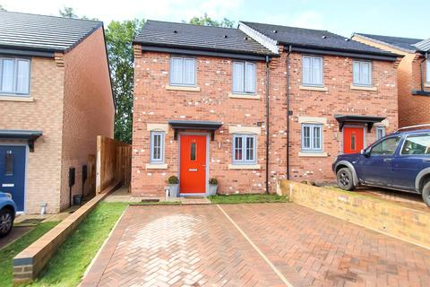 3 bedroom semi-detached house for sale - Spindleberry Way, School Aycliffe