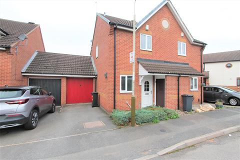 2 bedroom semi-detached house for sale - Highgrove Crescent, Aylestone, Leicester LE2
