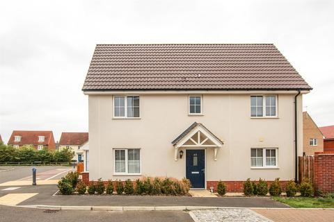 3 bedroom detached house for sale - Buckthorn Way, Red Lodge, Bury St. Edmunds