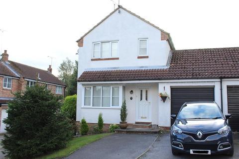 3 bedroom link detached house for sale - Dot Hill Close, North Newbald, York