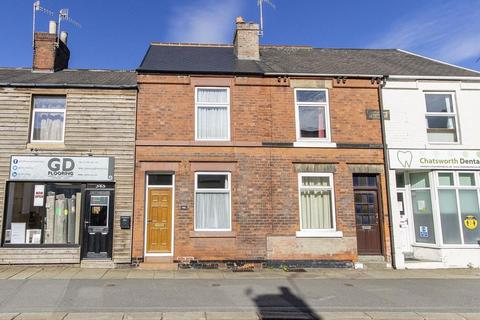 2 bedroom terraced house for sale - Chatsworth Road, Brampton, Chesterfield
