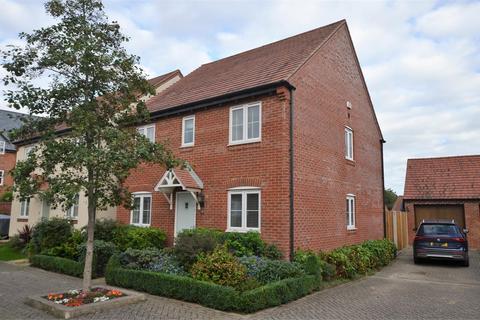4 bedroom detached house for sale - Goodwood Close, Bicester