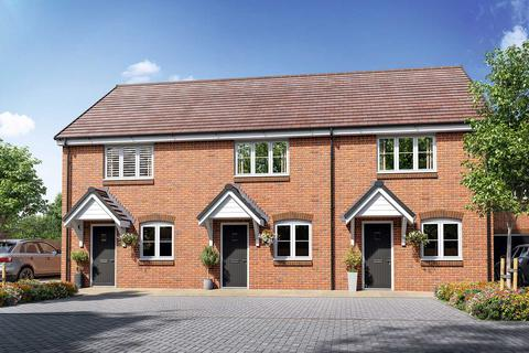 2 bedroom terraced house for sale - Plot 274, The Hardwick at Whiteley Meadows, Off Botley Road SO30