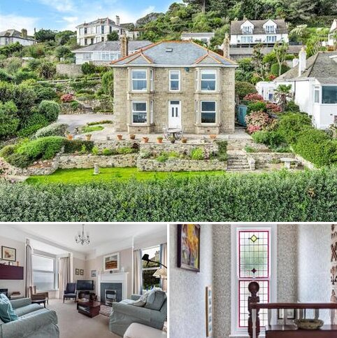 5 bedroom detached house for sale - Cliff Road, Mousehole, Penzance