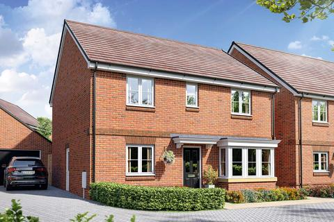 4 bedroom detached house for sale - Plot 266, The Pembroke at Whiteley Meadows, Off Botley Road SO30
