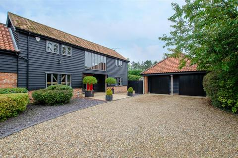 5 bedroom barn conversion for sale - Candle Street, Rickinghall, Diss