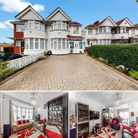 4 bedroom semi-detached house for sale - Princes Avenue, Kingsbury