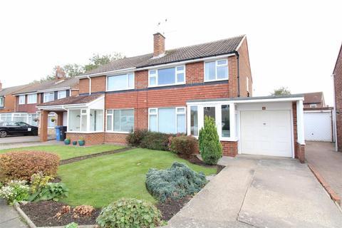 3 bedroom semi-detached house to rent - Ladywell Way, Ponteland, Newcastle Upon Tyne, Northumberland