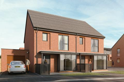 3 bedroom terraced house for sale - Plot 44, The Avant Garde at The Printworks, Cardiff Road, Reading RG1