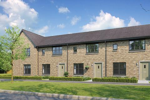 3 bedroom terraced house for sale - Plot 136, Berwick at Hunter's Meadow, Hunter's Meadow, 2 Tipperwhy Road PH3