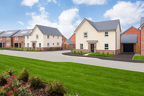 4 bedroom detached house for sale - ALDERNEY at Dane View Shipbrook Road, Rudheath CW9