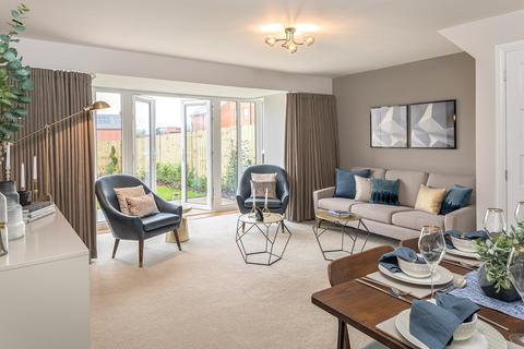 4 bedroom end of terrace house for sale - Woodcote at Sundial Place Lydiate Lane, Thornton L23
