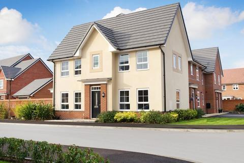 3 bedroom semi-detached house for sale - Morpeth II at J One Seven Old Mill Road, Sandbach CW11