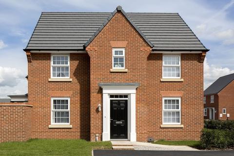 David Wilson Homes - Cringleford Heights