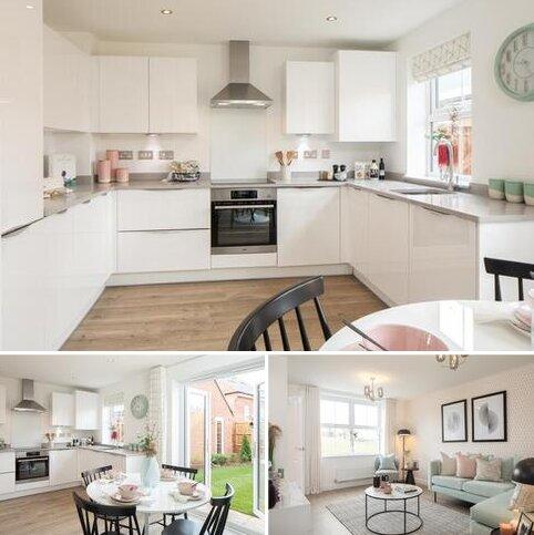 3 bedroom terraced house for sale - Archford at Birds Marsh View, Chippenham Gainey Gardens, Chippenham SN15