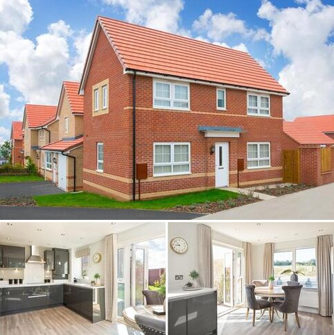 3 bedroom detached house for sale - Ennerdale at Barratt at Overstone Gate Overstone Farm, Overstone NN6