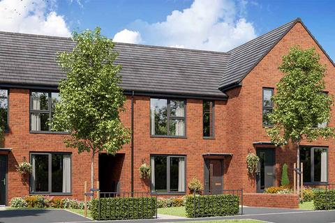 2 bedroom house for sale - Plot 7, The Amber at Gaskell Gardens, Sheffield, Lytton Road (Selling from Brearley Forge) S5