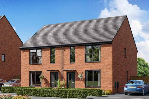 3 bedroom house for sale - Plot 6, The Rivelin at Gaskell Gardens, Sheffield, Lytton Road (Selling from Brearley Forge) S5