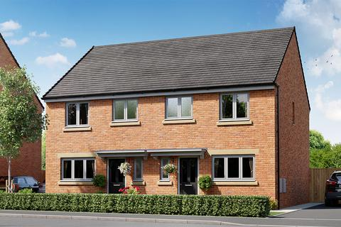 3 bedroom house for sale - Plot 85, The Caddington at The Hawthorns, Hebburn, Off Campbell Park Road, Hebburn NE31