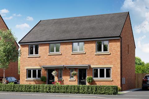 3 bedroom house for sale - Plot 86, The Caddington at The Hawthorns, Hebburn, Off Campbell Park Road, Hebburn NE31
