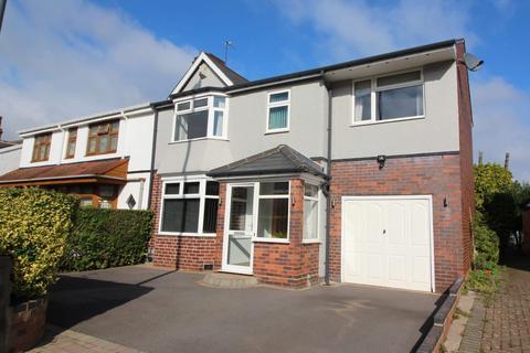 5 bedroom semi-detached house for sale - Woodlands Road, B11