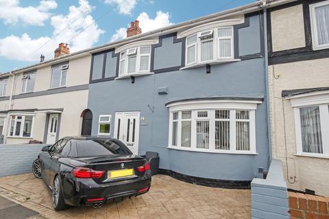 3 bedroom terraced house for sale - Windermere Avenue, Billingham, Stockton-on-Tees, TS23 1JL