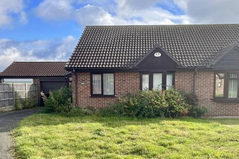 2 bedroom semi-detached bungalow for sale - Woffindin Close Great Gonerby Grantham NG31