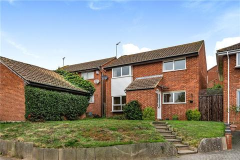 3 bedroom detached house for sale - Lancers Way, Weedon, Northampton, Northamptonshire