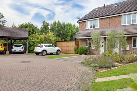 4 bedroom end of terrace house for sale - The Old Station Yard, Station Road, Newnham, Gloucestershire. GL14 1DH